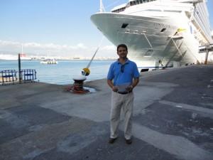 Asistencia en el puerto de Palma