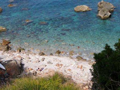 Cala-de-Lluch-Alcari-Mallorcas Strände
