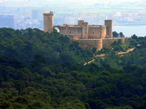 Mallorca besuchen Schloss von Bellver