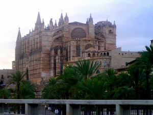 Palma Panorama Kathedrale