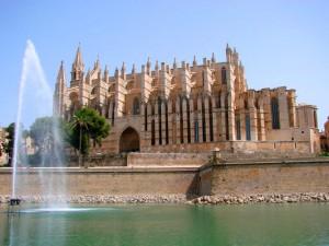 Mallorca besuchen Kathedrale Palma