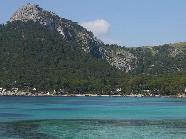 Mallorcas Strände - Cap Formentor