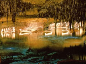 Mallorca besuchen Drachenhöhlen