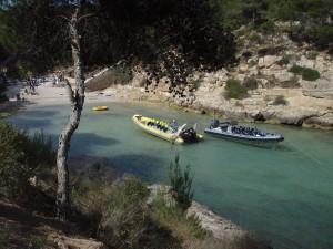 Mallorca im Speedboot