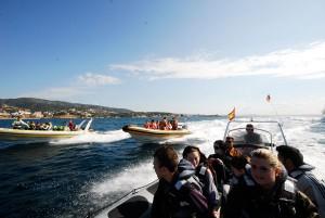 Mallorca Speedboot Tour