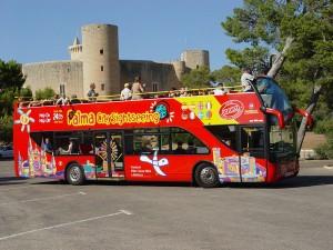 Sightseeingbus Palma de Mallorca