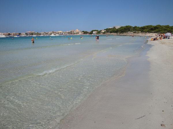 Playa-Es-dolc- Mallorcas Strände