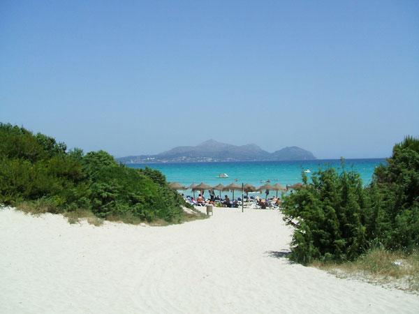 Mallorcas Strände - Playa de Muro