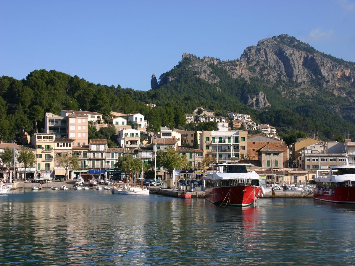 Mallorca Port De Soller Hotel Eden