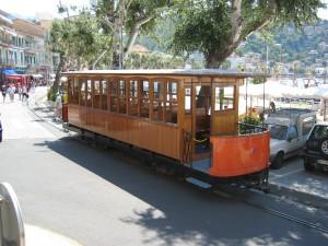 Puerto de Soller tram
