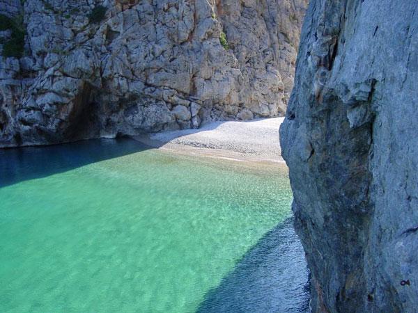 Mallorcas Strände Sa-Calobra