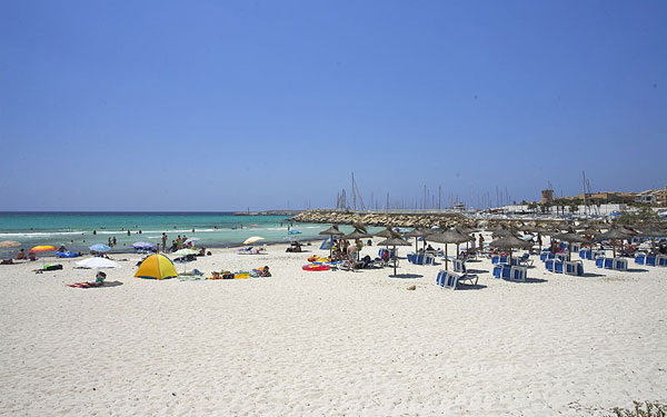 Sa Rapita visitar Mallorca playas