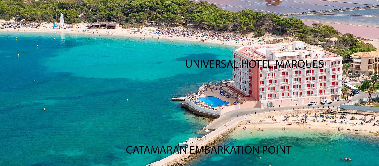 Hotel Universal Marques Mallorca Es Trenc
