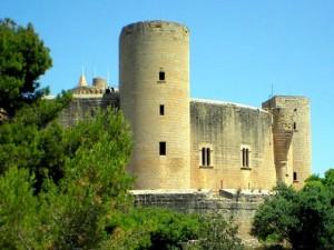 Palma Panorama Schloss von Bellver