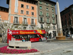 Mallorca besuchen Sightseeingbus Palma de Mallorca