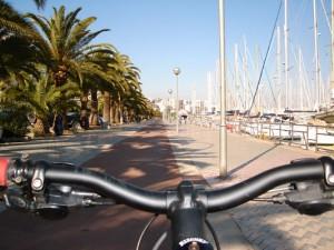 Palma per Rad besichtigen